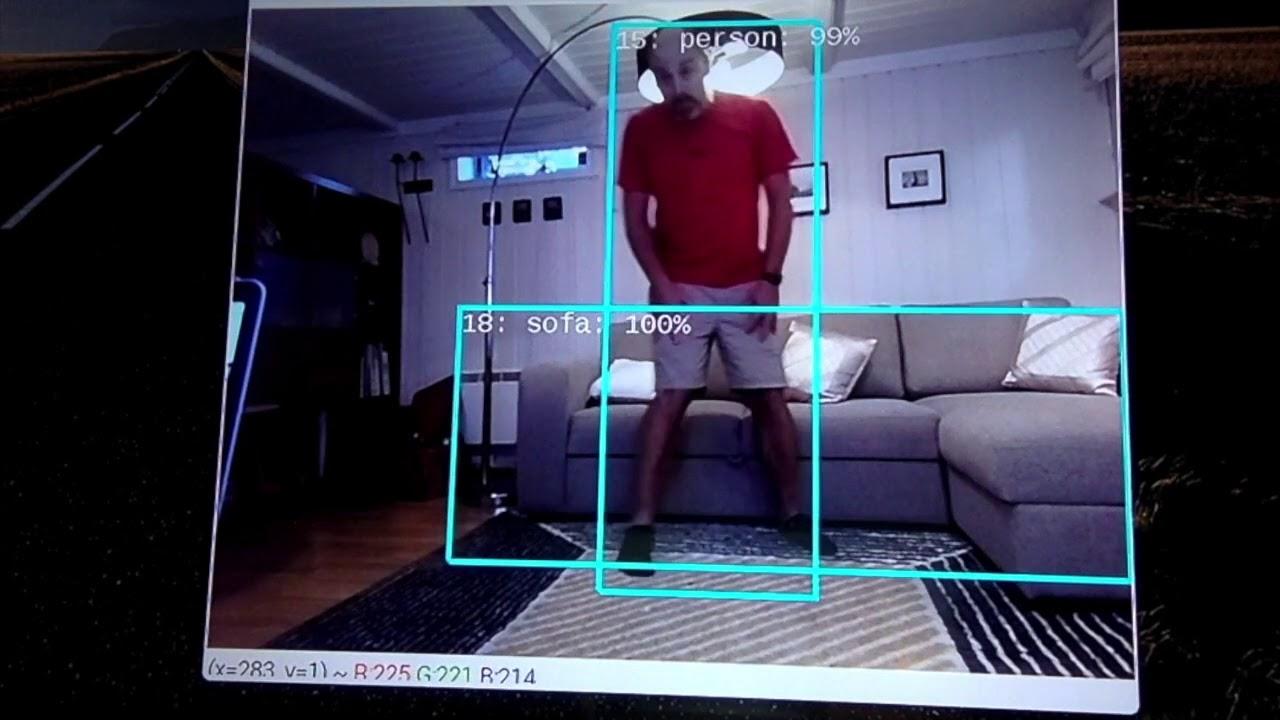 Adding AI to the Raspberry Pi with the Movidius Neural