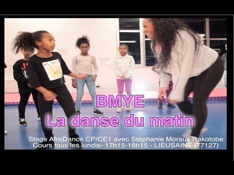 BMYE - La danse du matin @Stéphanie Moraux Rakotobe//JSD Urban Dance
