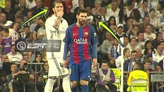Sergio Ramos PROVOCA a Messi: No Le Sale Bien Y Ve LA ROJA (EXPULSION ANUNCIADA)