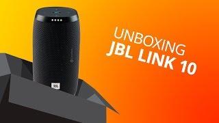 JBL LINK 10 - CAIXA da JBL com COMANDOS DE VOZ