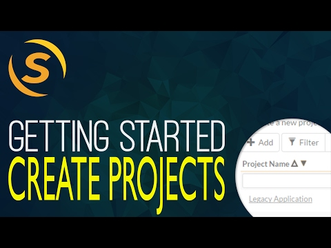 Getting Started with SpiraTeam - How to Create a Project