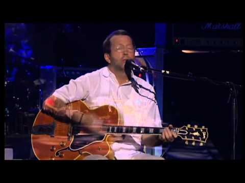 Eric Clapton -  Somewhere Over The Rainbow (HD)