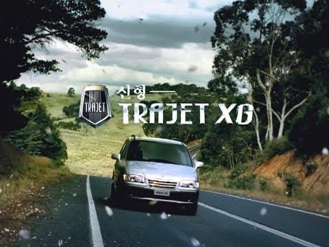 Hyundai Trajet XG 2004 Commercial (korea)