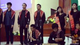 PERMATA GBKP Rg Palembang, Juara I Lomba Vocal Grup