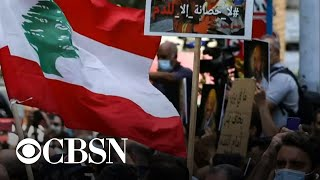 Political and economic turmoil deepens in Lebanon ahead of meeting on 2020 Beirut port explosion …