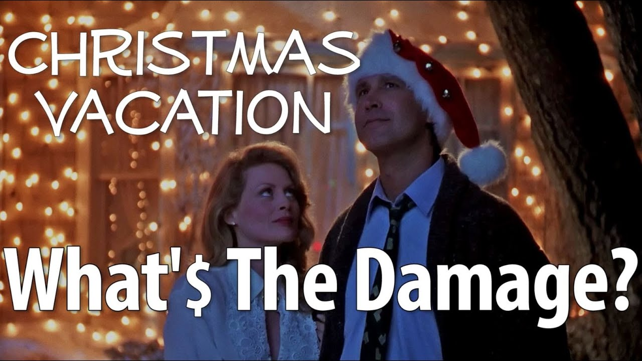 Christmas Vacation - What's The Damage? - YouTube
