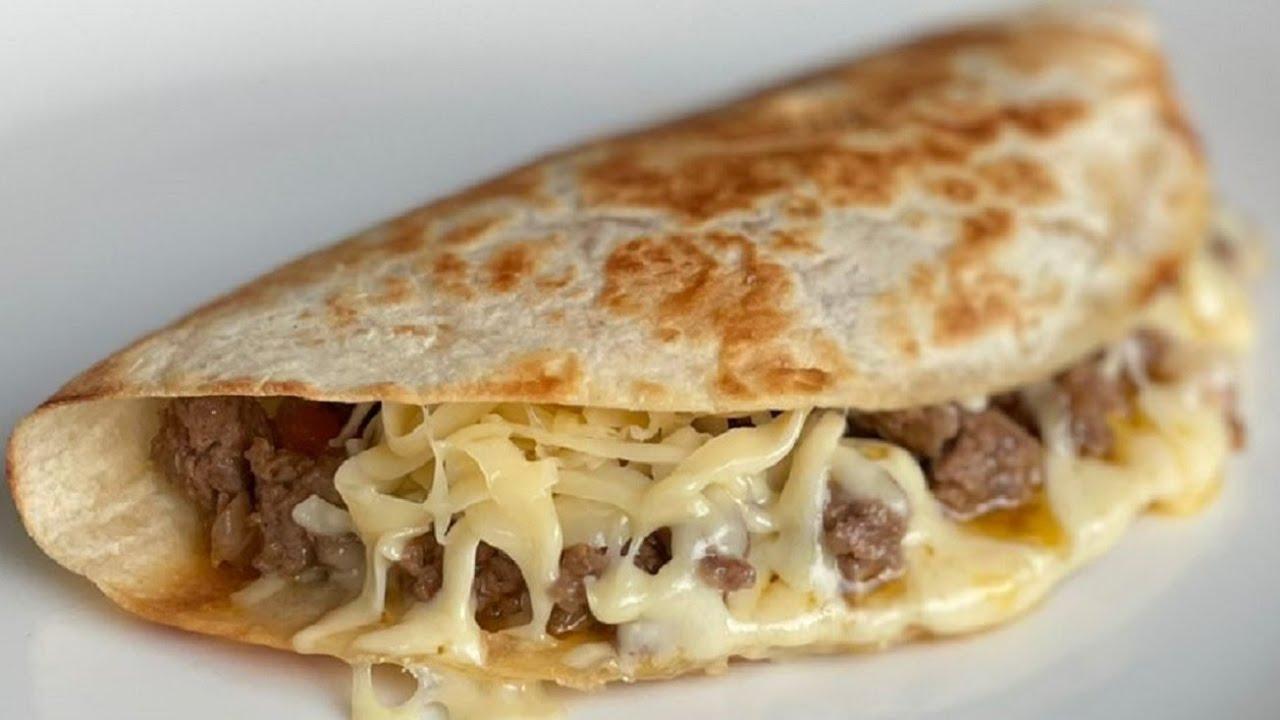 Unas ricas 'quesadillas' al estilo Chili's