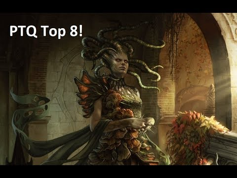 PTQ Top 8 On MTGO