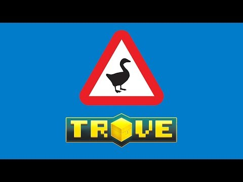 The Story Of Ganda | Trove X Untitled Goose Game