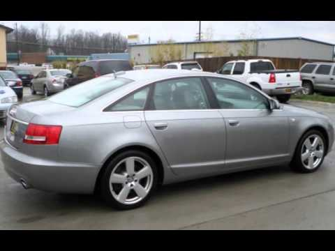 2006 audi a6 4 2 quattro for sale in cincinnati oh youtube. Black Bedroom Furniture Sets. Home Design Ideas
