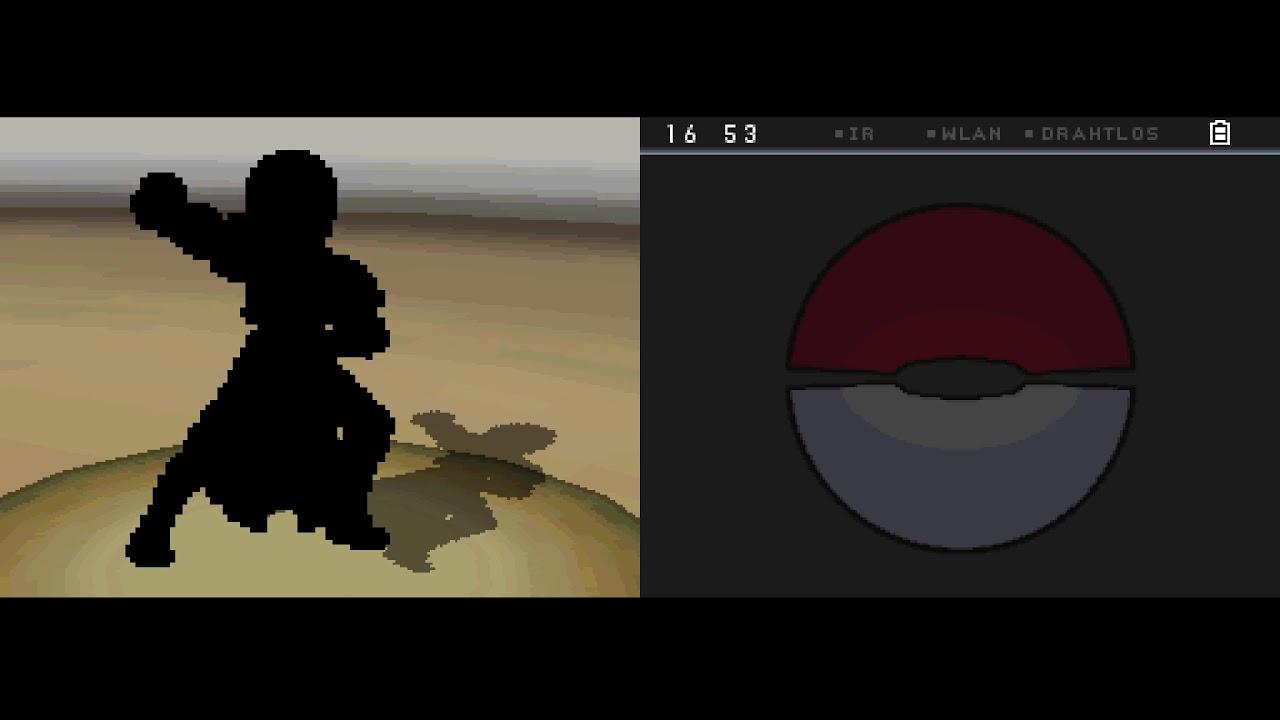 Pokemon Weiß Alter Palast