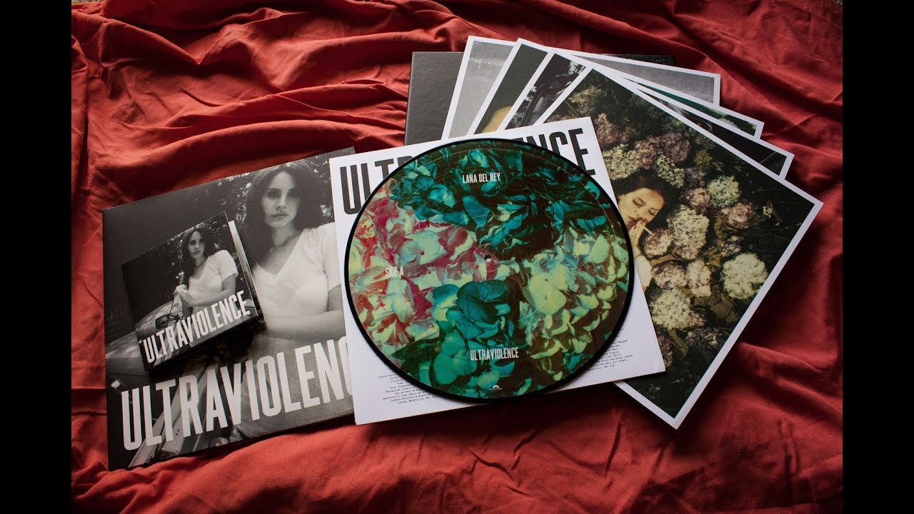 Lana Del Rey Ultraviolence Deluxe Boxset Unboxing Youtube