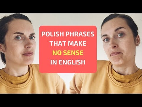 Polish phrases that make no sense in English | 5-Minute Language