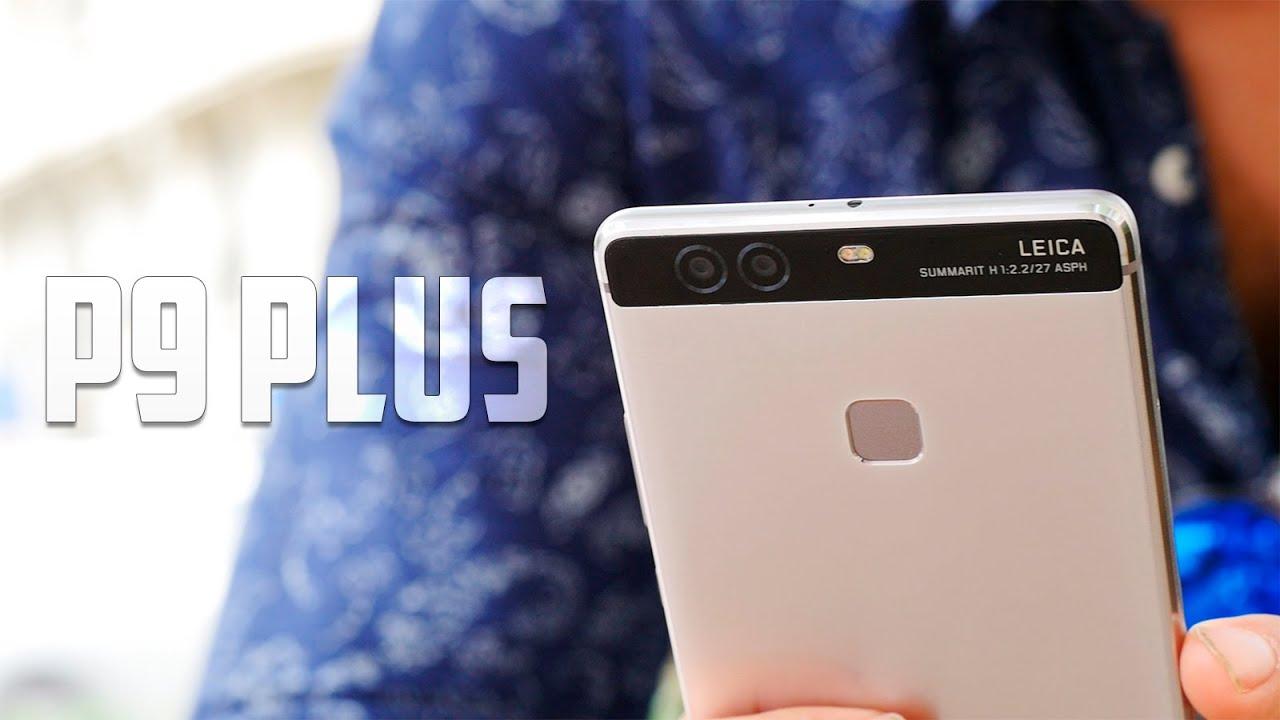 Huawei P9 Plus, review en español