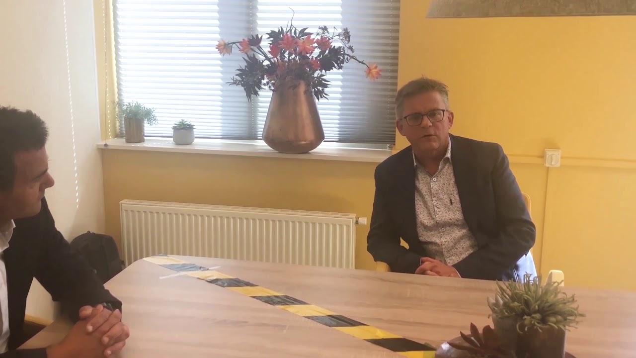 Lijden & leiden tijdens Corona: vlog interview met Bert Brouwer van Careander