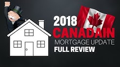EVERYTHING You Need to Know About Canada's New  Mortgage Rules 2018!
