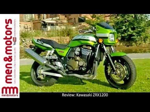 Kawasaki ZRX1200 - Review (2004)