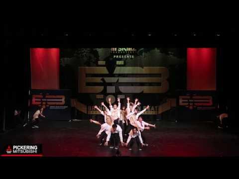 BYOB High School 2017 | VZA | FRANCIS LIBERMANN (Back Row)