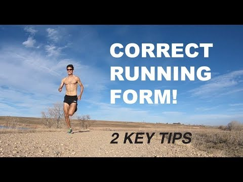 """RUNNING FORM TIPS: LEG SWING- """"PAW BACK"""" TECHNIQUE AND PROPER FOOT STRIKE 