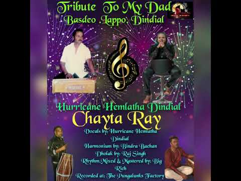#Hurricane Hemlatha Dindial - Chayta Ray (2020) Tribute To My Dad SUBSCRIBE!!!!!