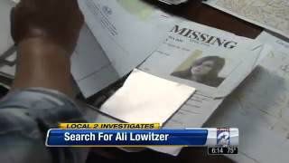 KPRC Search for Ali Lowitzer continues years after disappearance