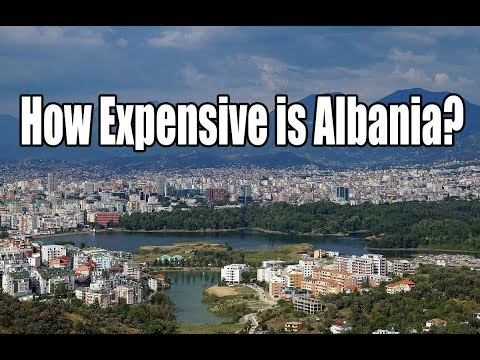 How Expensive is Tirana Albania?