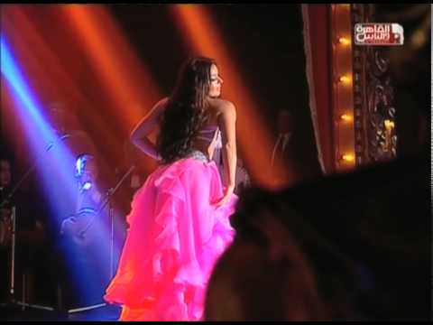 Alla Kushnir   Drum Solo   winner of Al Rakesa The Belly Dancer Cairo  ألا كوشنير