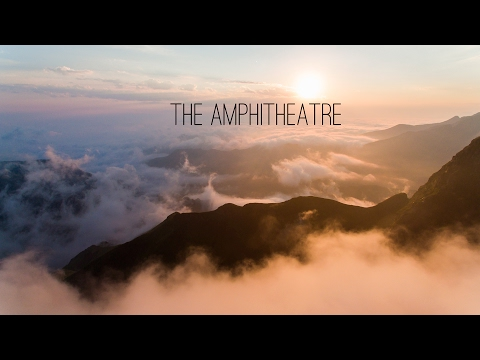 The Amphitheatre - Drakensberg Mountains