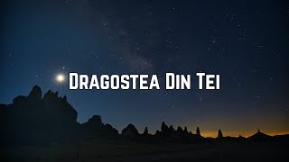 O-Zone - Dragostea Din Tei (Lyrics)