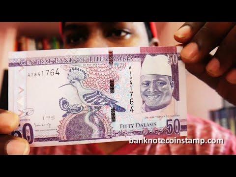 Guatemala Honduras & Gambia Currency
