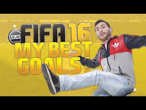 FIFA 16 - MY BEST GOALS !