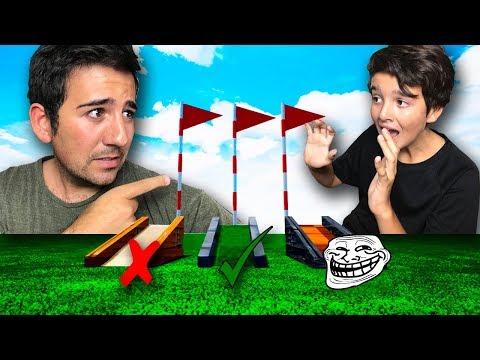 ELIGE EL CAMINO CORRECTO O TROLL !! GOLF IT CON MI PRIMO ! - ElChurches