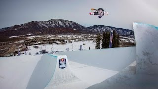 Red Bull: The Masterminds of Red Bull Double Pipe