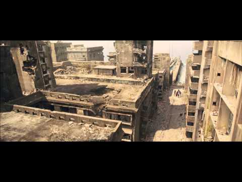 Skyfall - Silva's Island (1080p)