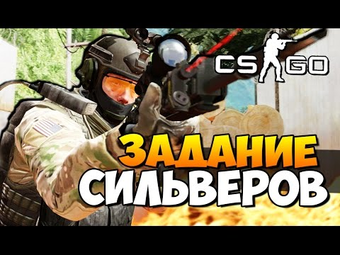 ЗАДАНИЕ СИЛЬВЕРОВ - ЗАЩИТА ДОМА - CS:GO #80