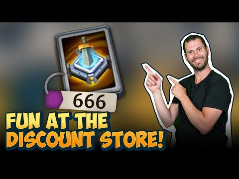 How To Get 666 Lost Battlefield Cards Castle Clash