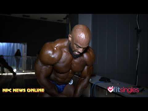 2020 Arnold Classic IFBB Professional League Bodybuilding Backstage Video Pt.4