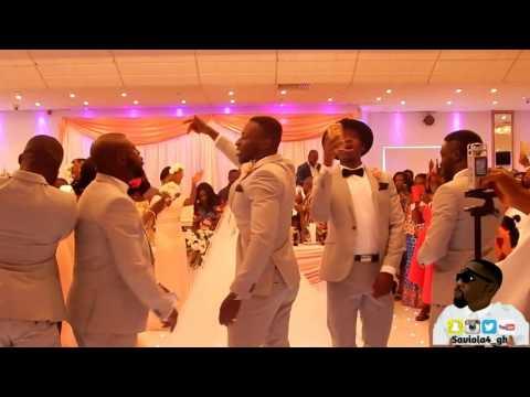 MR & MRS NKETIAH (JEFFREY AND ROSE-REBECCA) GHANAIAN WEDDING RECEPTION