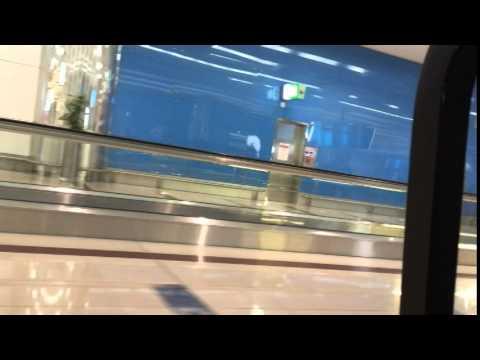 Inside Dubai International Airport Terminal 3 ,Terminal-B,C