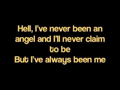 Always been me lyrics by Josh Thompson