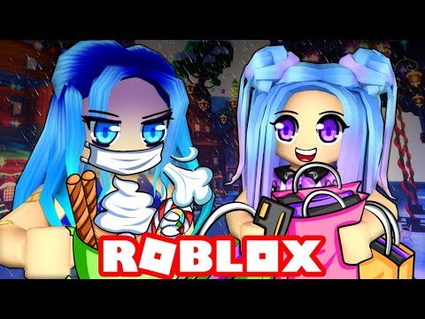 I WASTED ALL MY MONEY IN ROBLOX ROYALE HIGH!