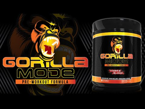 Gorilla Mode Pre-Workout   Full Product Breakdown