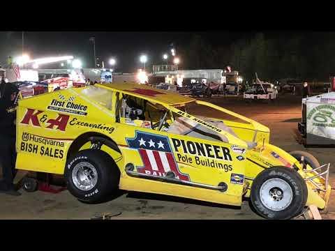 Bridgeport Speedway - 11/10/19 - 5/8 Finale