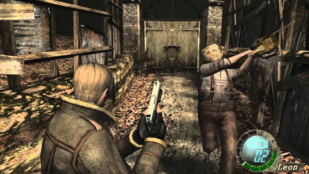 Resident Evil 4 Pc Full Screen Patch: Software Free Download