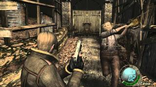 Resident Evil 4 - PC Patch Full HD (inicio)