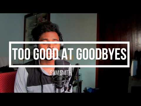 Too good at Goodbyes cover by Rohith samuel