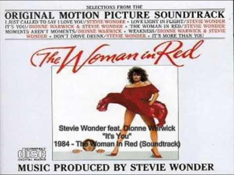 Stevie Wonder  Feat  Dionne Warwick   It's You