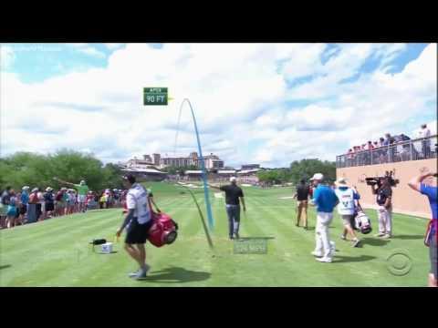 Golf TrackMan Compilation 2016 Valero Texas Open