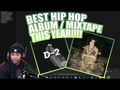 Agust D D-2 Album / Mixtape First Time Listening Party| Best Hip HOP Album This Year!!! Reaction