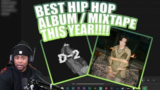 Agust D D-2 Album / Mixtape First Time Listening Party| Best Hip HOP Album This Year!!! Reaction